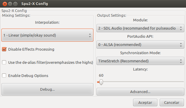 Configurando correctamente PCSX2 en Ubuntu Linux | Libuntu