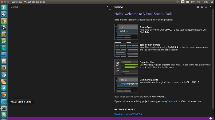 visual-studio-code-ubuntu-make